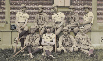 MAC baseball team, 1878
