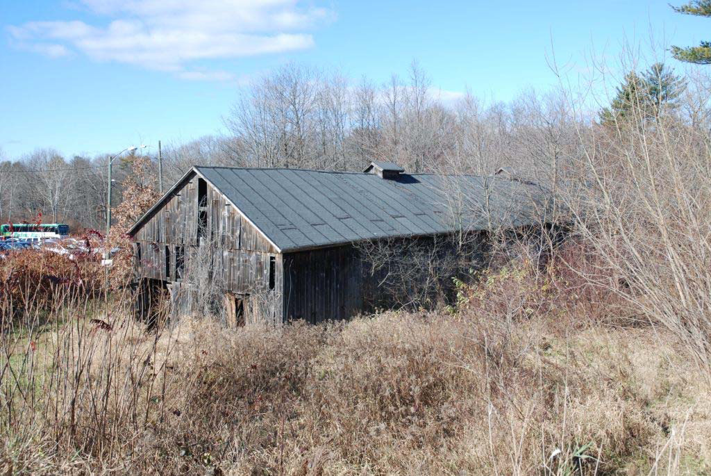 Brooks Tobacco Barn