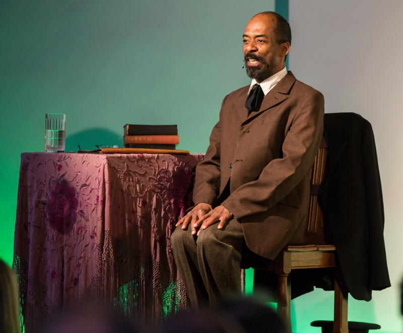 Brian Richardson as W.E.B. Du Bois