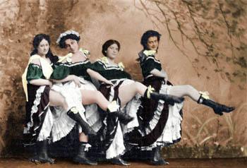 Enfield (Quabbin) dancers