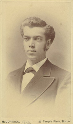 An image of: William Wheeler, ca.1876.