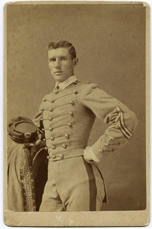 Image of Walter Mason Dickinson, ca.1880