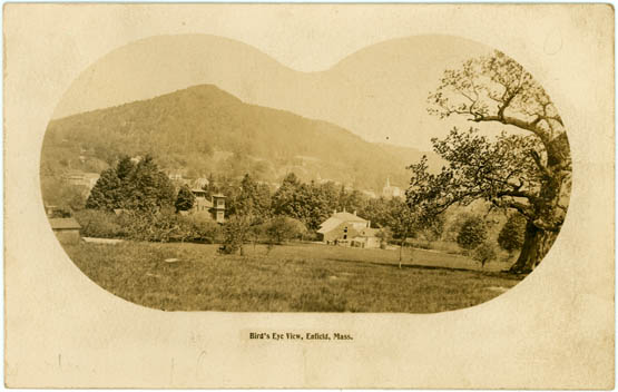 Image of Birdseye view of Enfield, ca.1915