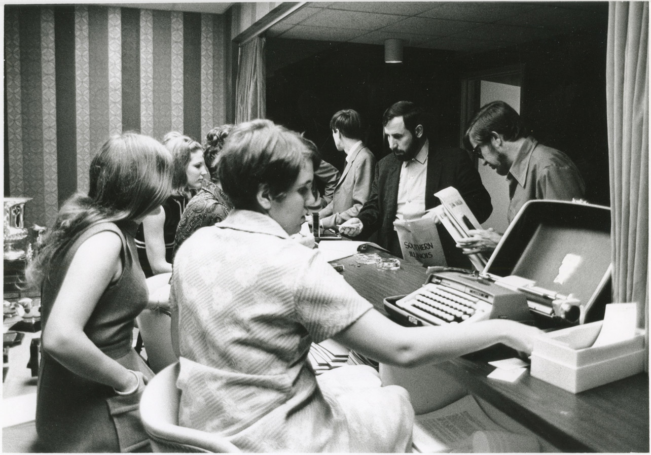 Image of Debaters, 1970