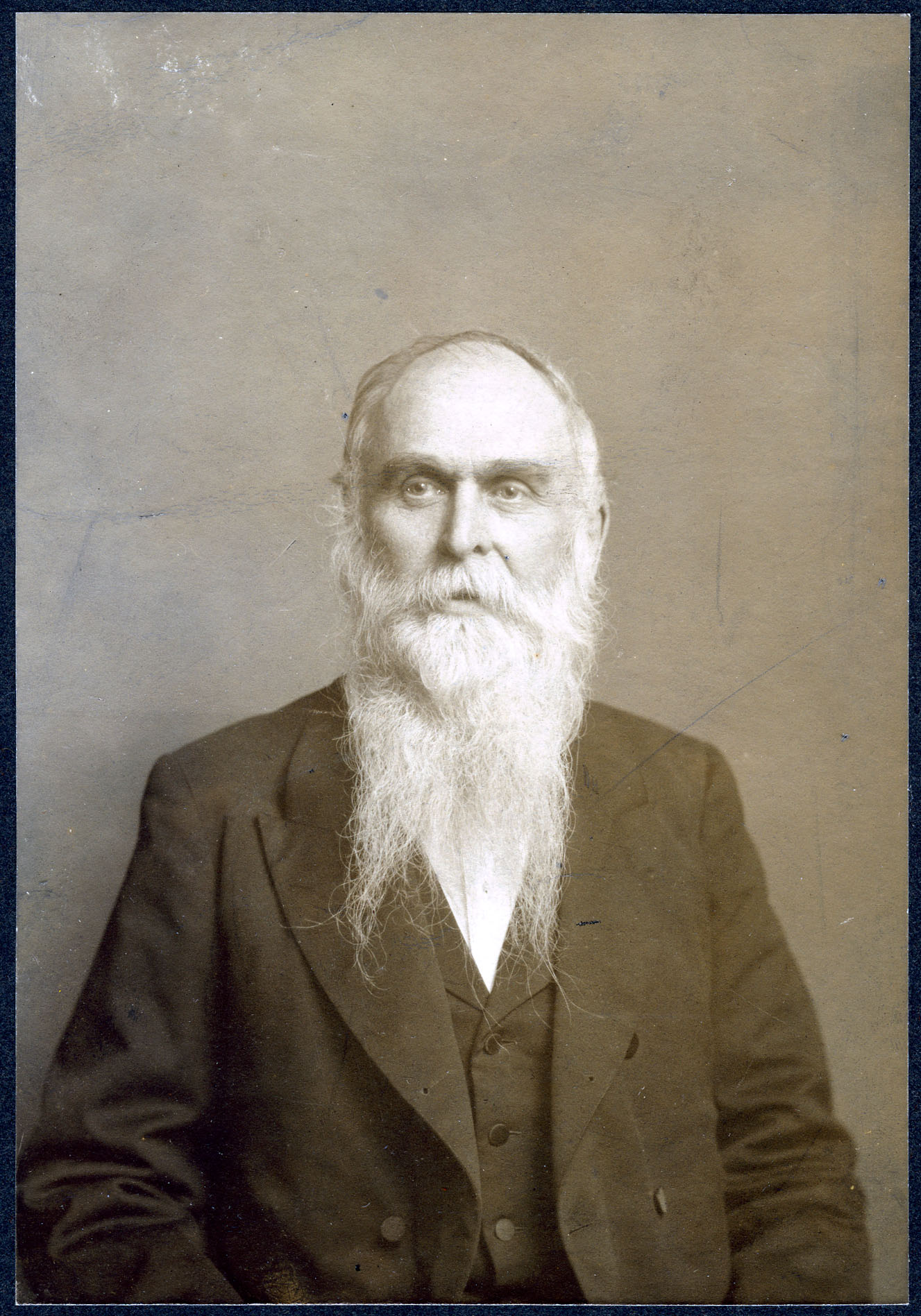 Image of Benjamin Smith Lyman, 1902