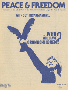 Image of Peace and Freedom, Mar. 1980