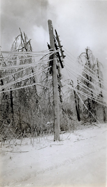 Western Massachusetts Ice Storm Photograph Collection image