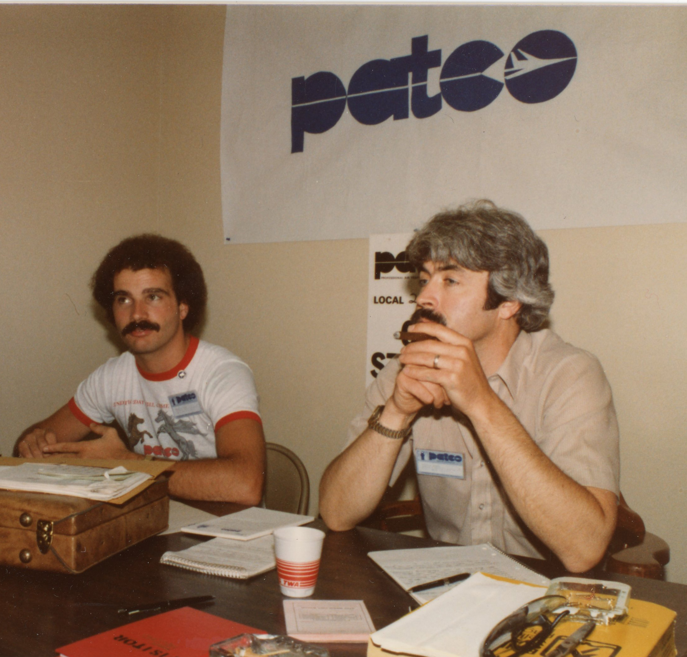 Image of PATCO representatives