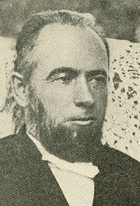 An image of: Image of Perry Marshall,from the Vermont Alumni Weekly.