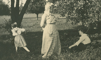 Nash-Scott Family Papers image