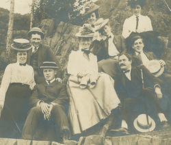 Sawin-Young Family Papers image