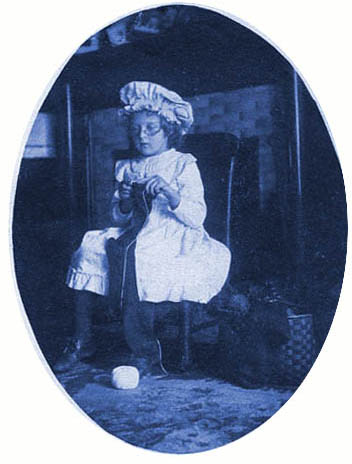 An image of: Beatrice Sawin, ca.1901