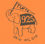 SEIU Local 925 (Tufts University) Records image