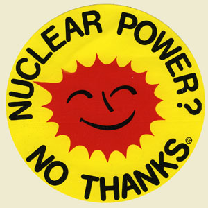 Depiction of No Nukes