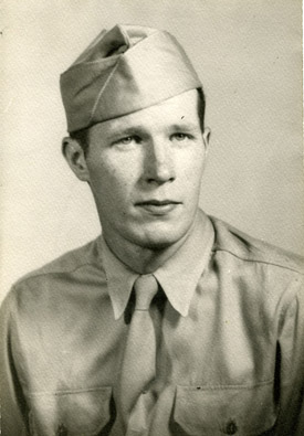 An image of: Robert E. Dillon, ca.1944