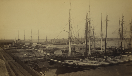 Whaling ship (New Bedford, Mass.)