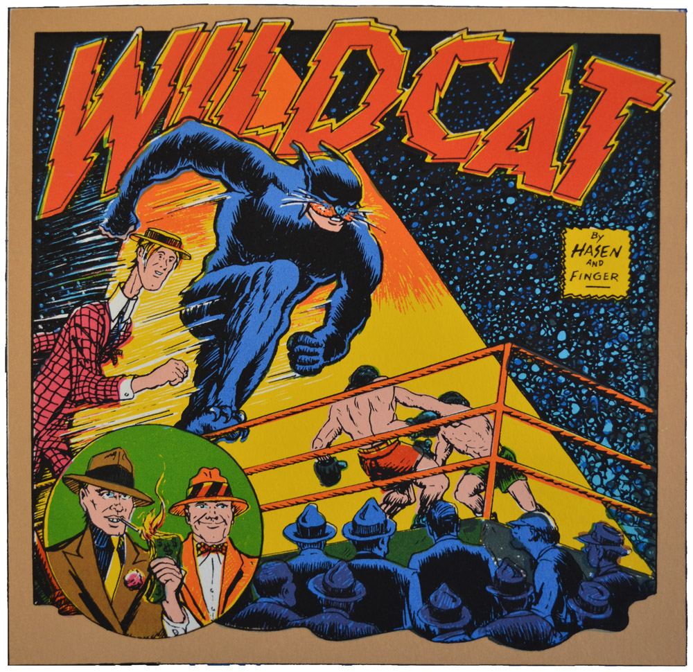 An image of: Wildcat