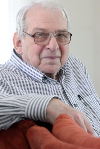 Image of Lester Grinspoon, Oct. 2010