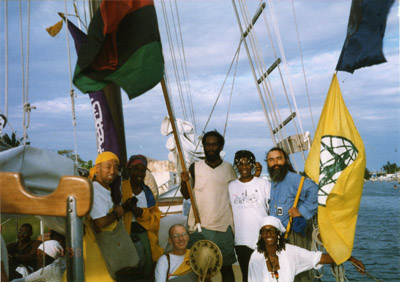 Interfaith Pilgrimage of the Middle Passage Records image