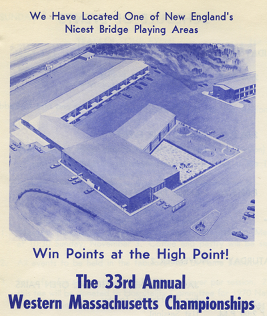 An image of: WMBA tournament brochure