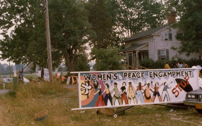 Seneca Women's Encampment for a Future of Peace and Justice Collection image