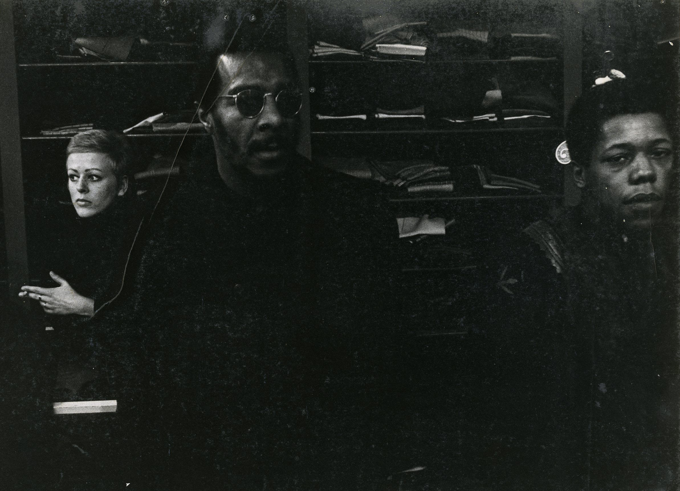 Image of Richie Havens at Krackerjacks, ca. 1968