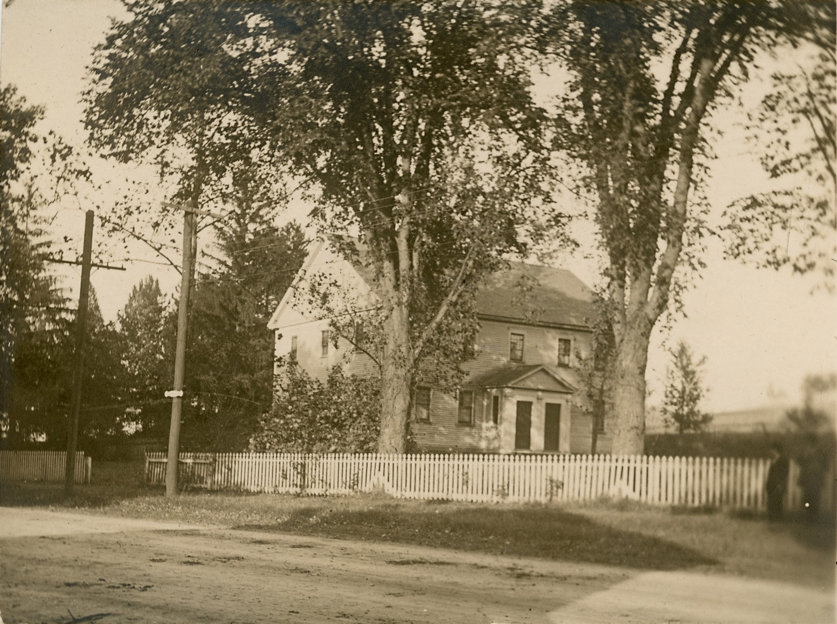 An image of: Dover (N.H.) Meeting House, 1914