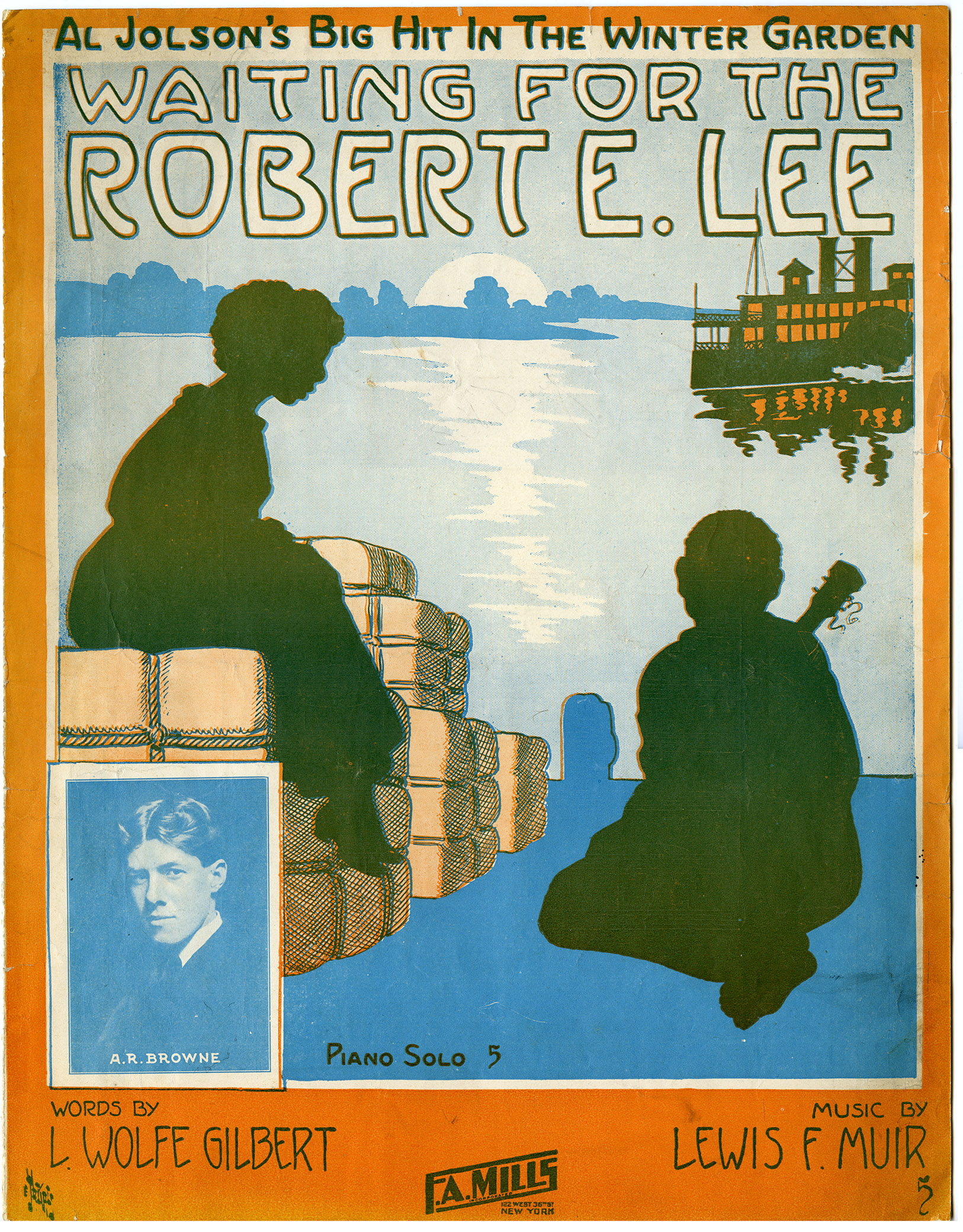 Illustrated Sheet Music Collection image