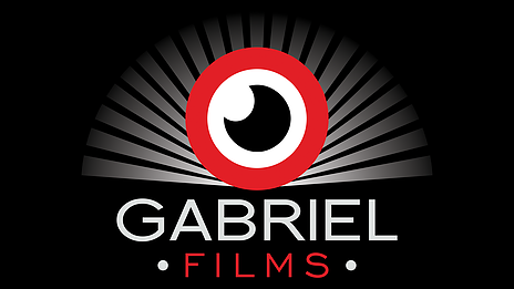 Depiction of Gabriel Films logo