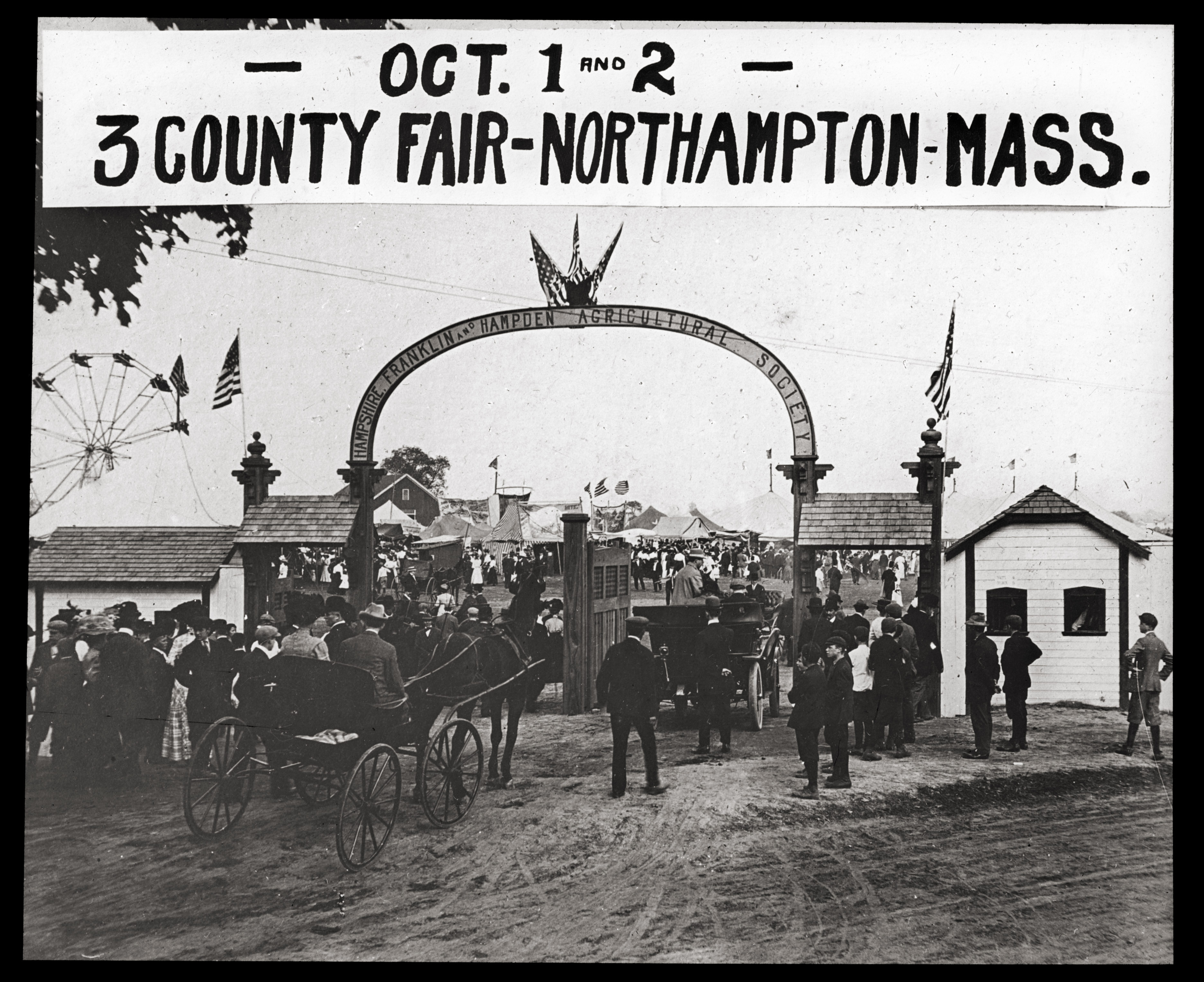 Three County Fair, ca. 1920