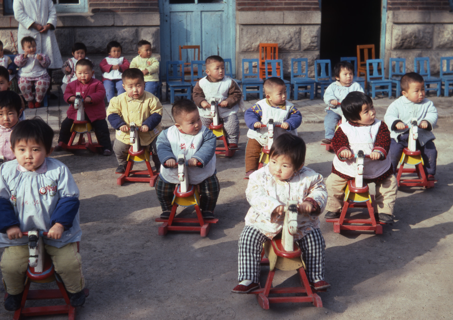 Tsinan Machine Tool factory kindergarten
