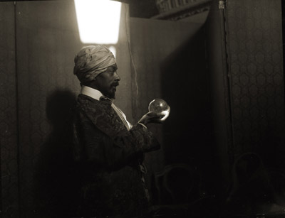 Depiction of Fortune teller, ca.1930