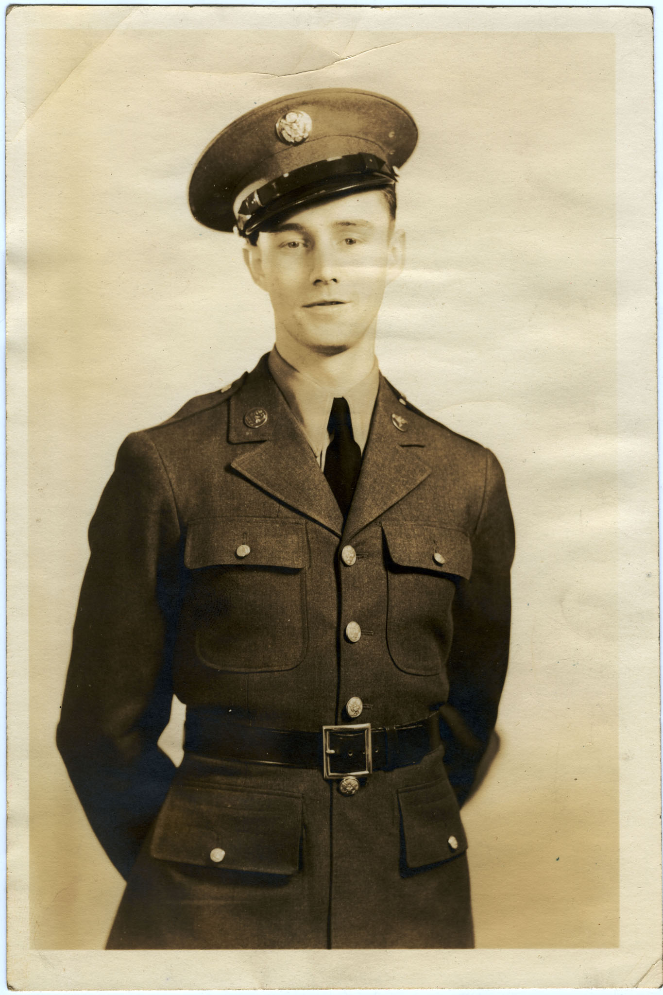 An image of: Bill Freeman, ca.1941