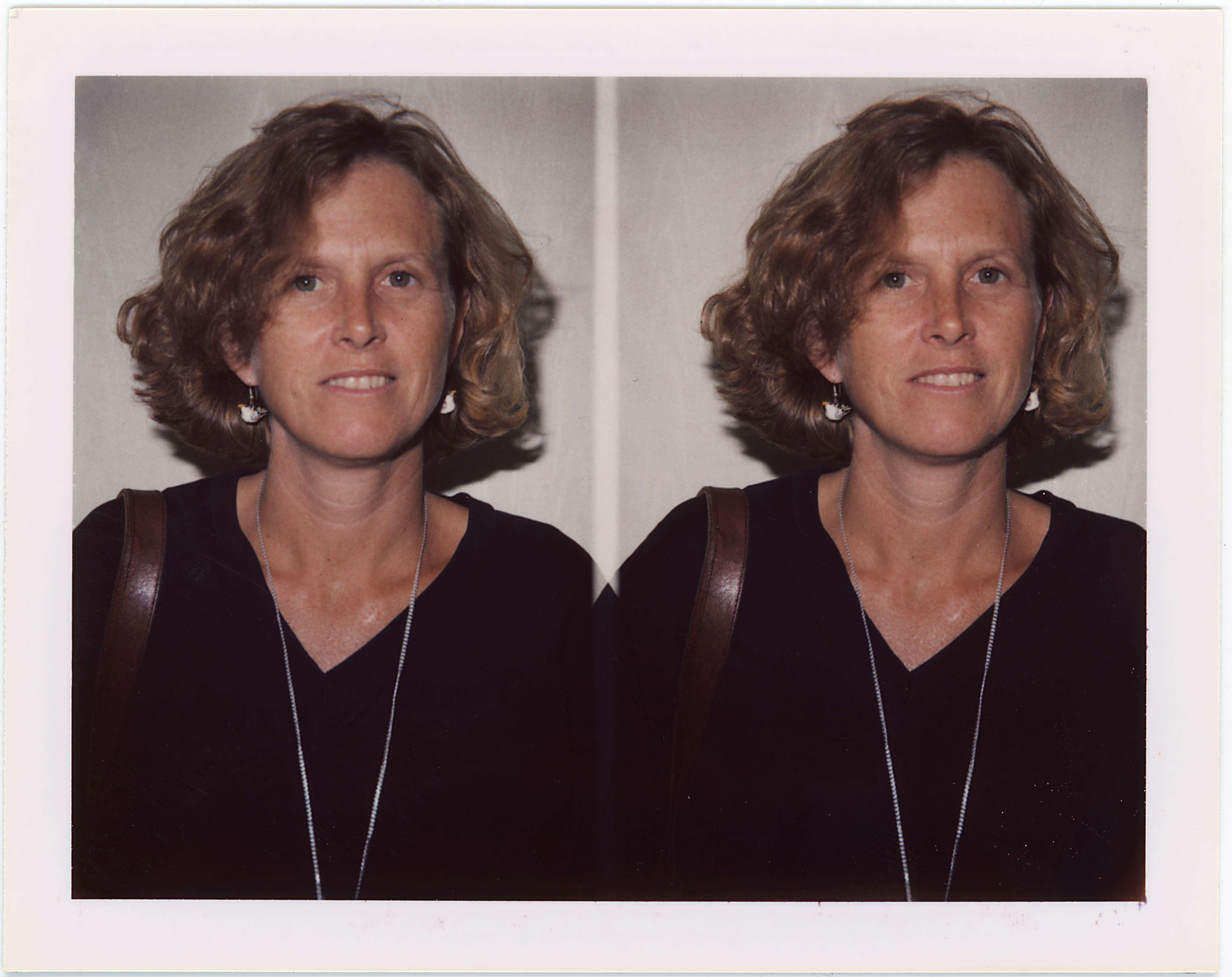 An image of: Janet Knott, ca.1990