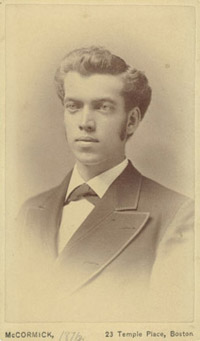 William Wheeler, ca.1876