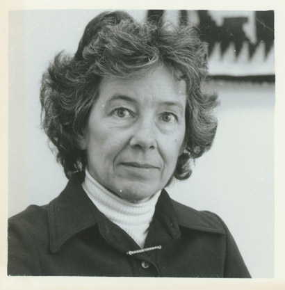 Depiction of Barbara Burn, 1975