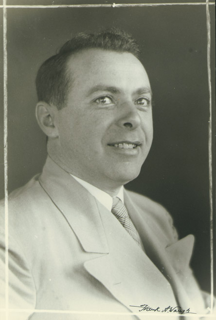 Image of Max Goldberg, photo by Frank Waugh