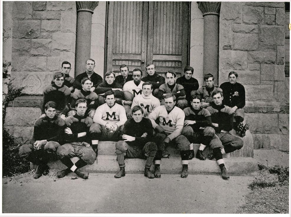 Football team, 1906