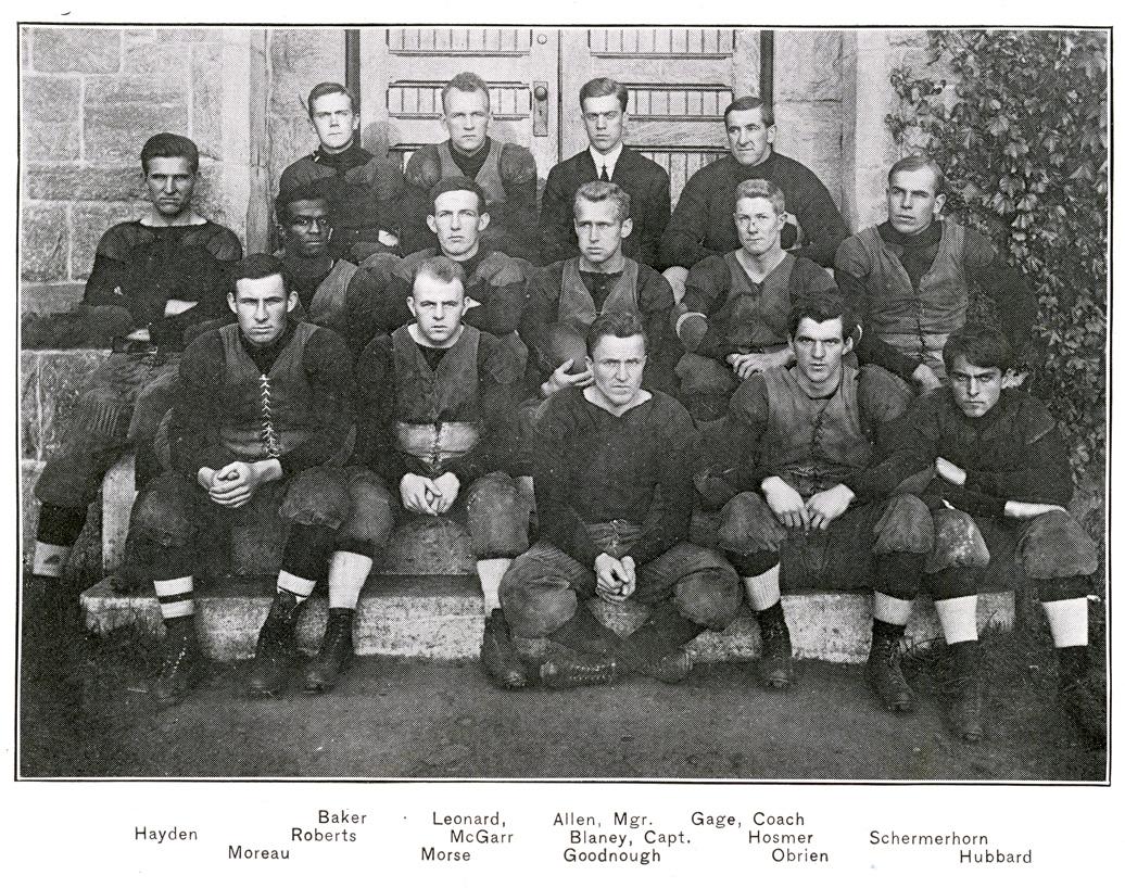 Football team, 1911