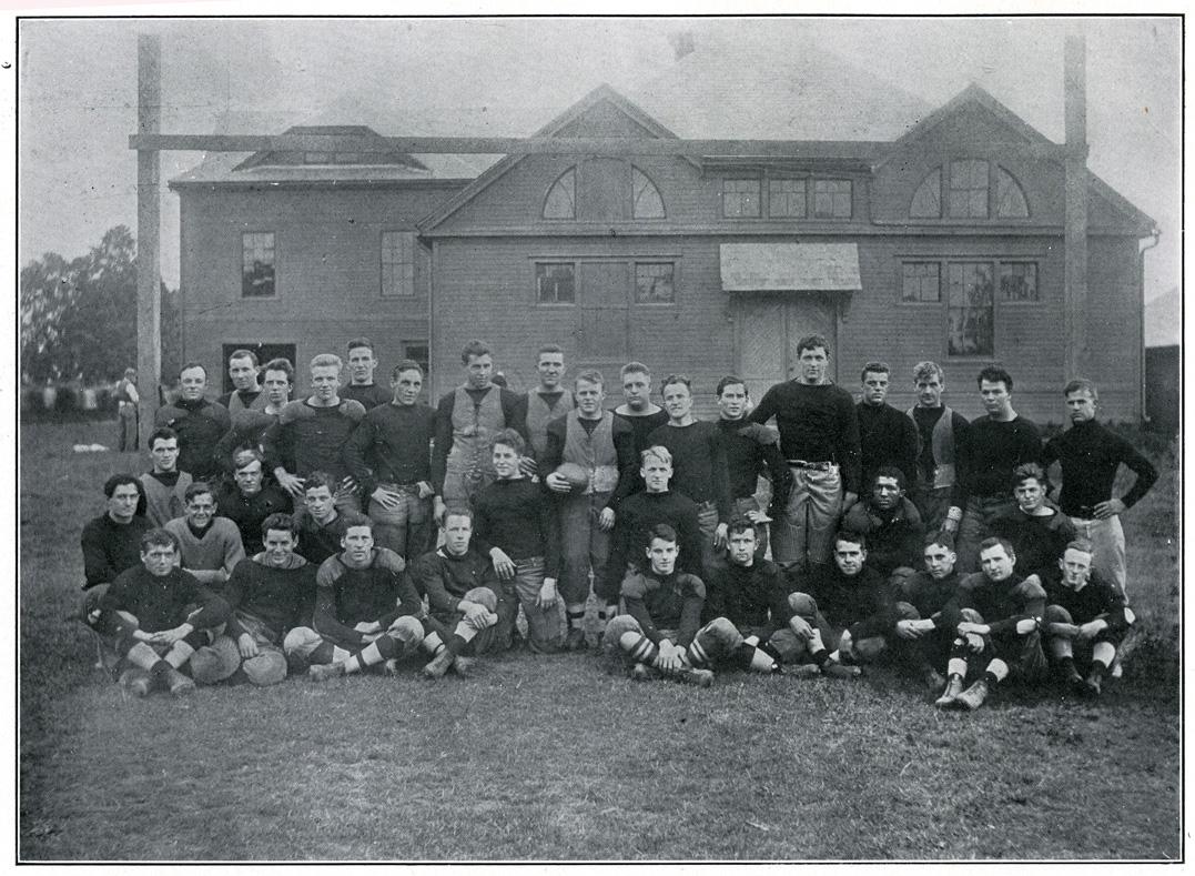 Football team, 1912