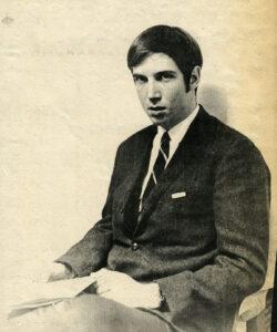 John J. Fitzgerald, 1968